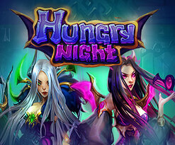 Автомат Hungry Night на деньги