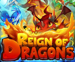 Автомат Reign of Dragons на деньги